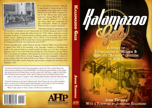 Kalamazoo Gals book cover